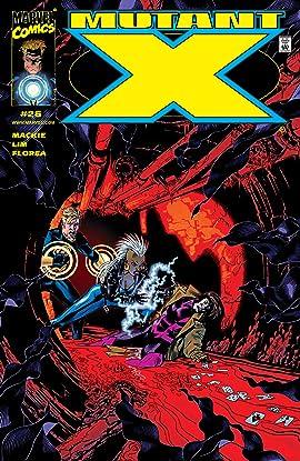 Mutant X (1998-2001) #26