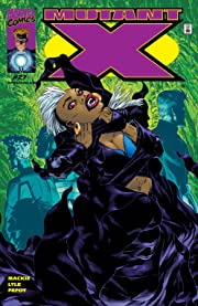 Mutant X (1998-2001) #27