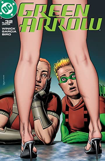 Green Arrow (2001-2007) #32