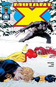 Mutant X (1998-2001) #28