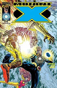 Mutant X (1998-2001) #29