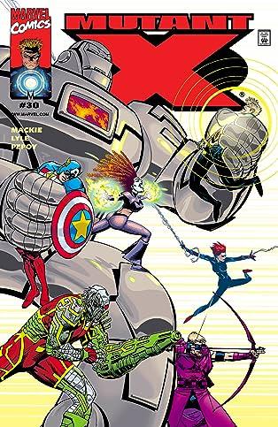 Mutant X (1998-2001) #30