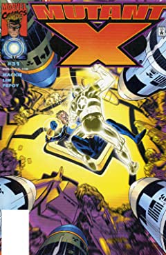 Mutant X (1998-2001) #31