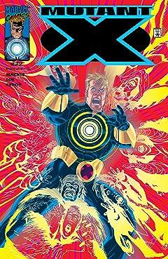Mutant X (1998-2001) #32