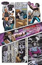 Mutant X Annual 2000 #1