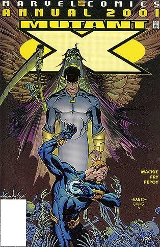 Mutant X Annual 2001 #1