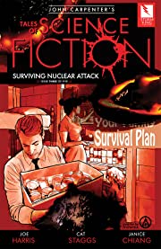 John Carpenter's Tales of Science Fiction: SURVIVING NUCLEAR ATTACK #3