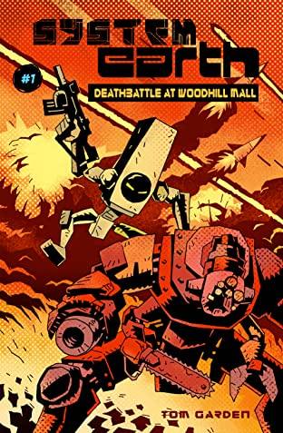System Earth: DeathBattle at Woodhill Mall #1