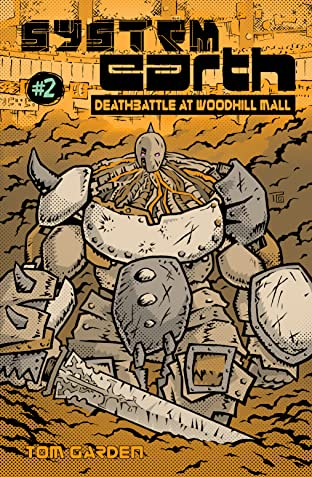System Earth: DeathBattle at Woodhill Mall #2