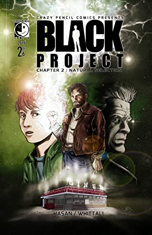 Black Project Tome 2: Natural Selection