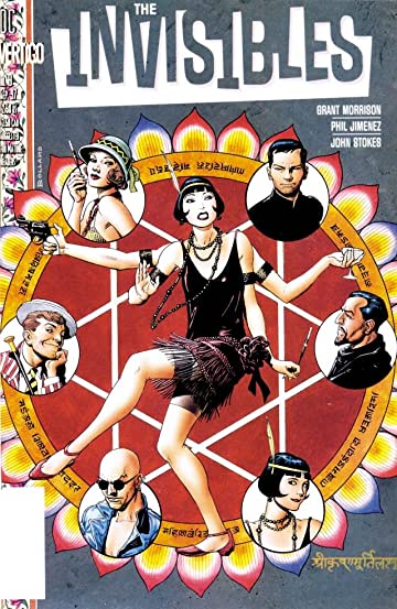 The Invisibles Vol. 2 #8
