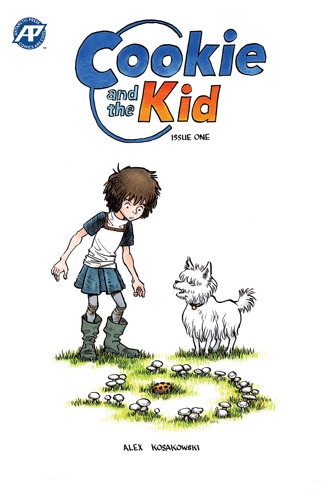Cookie and the Kid #1
