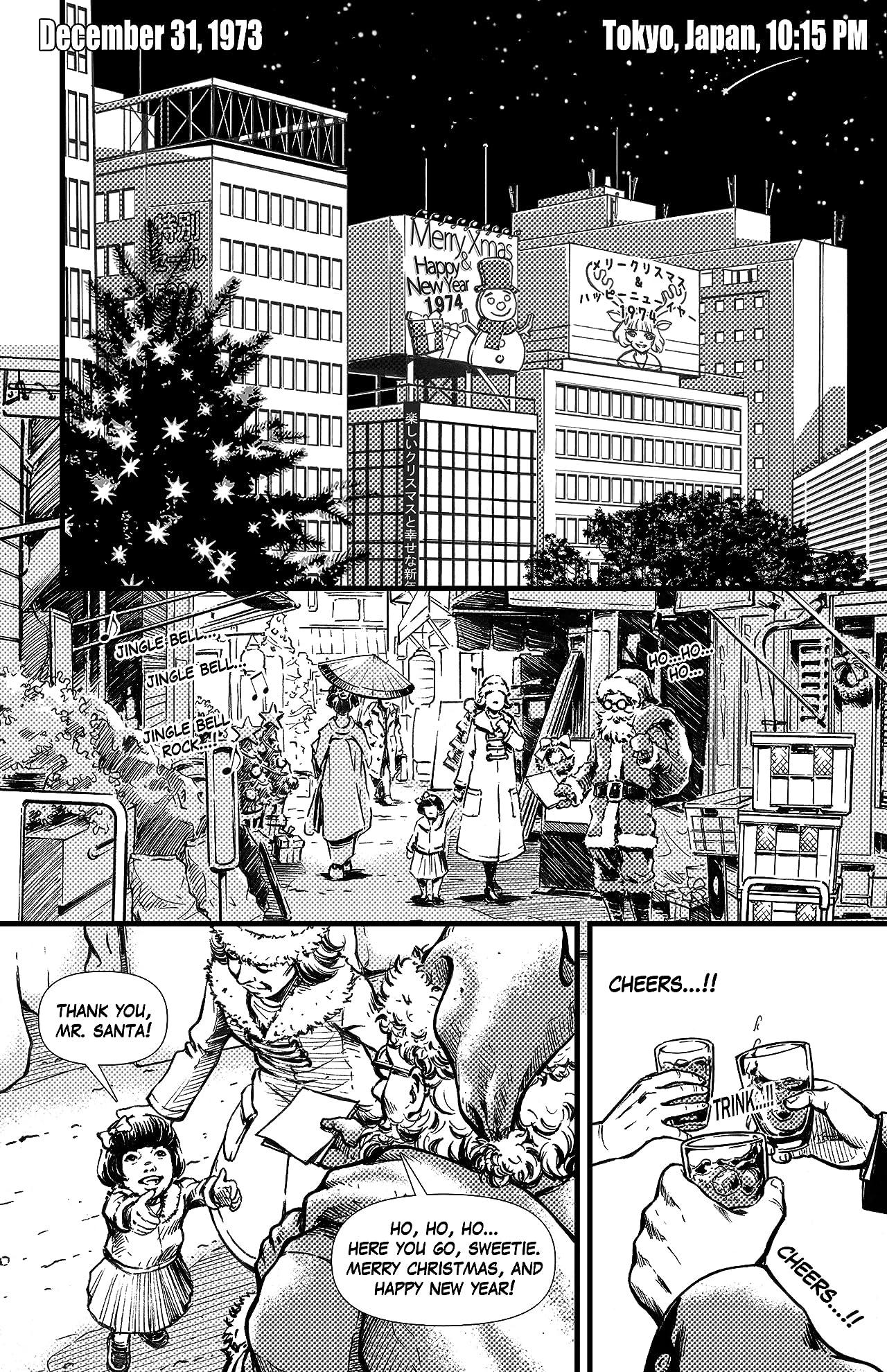 Konnichiwa, Kaiju-Kun #1