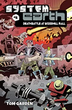 System Earth: DeathBattle at Woodhill Mall #5