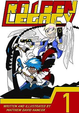 Raiden Legacy Vol. 1: Angel and Devil