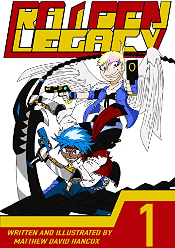 Raiden Legacy Tome 1: Angel and Devil