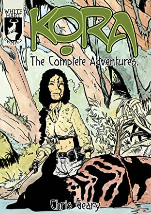 Kora The Complete Adventures
