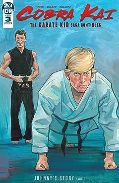 Cobra Kai: The Karate Kid Saga Continues No.3 (sur 4)