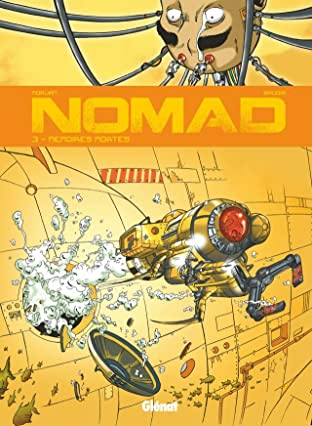 Nomad Vol. 3: Mémoires mortes