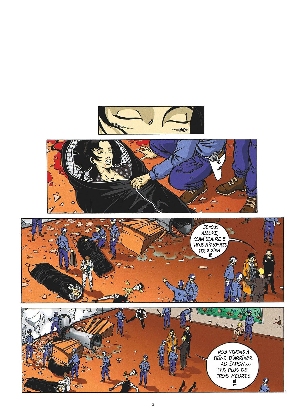 Nomad Vol. 3: Mémoires mortes