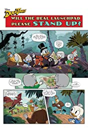 DuckTales: Faires and Scares No.1 (sur 3)