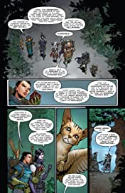 Dungeons & Dragons: Infernal Tides #2 (of 5)