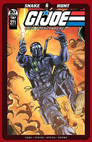 G.I. Joe: A Real American Hero #271