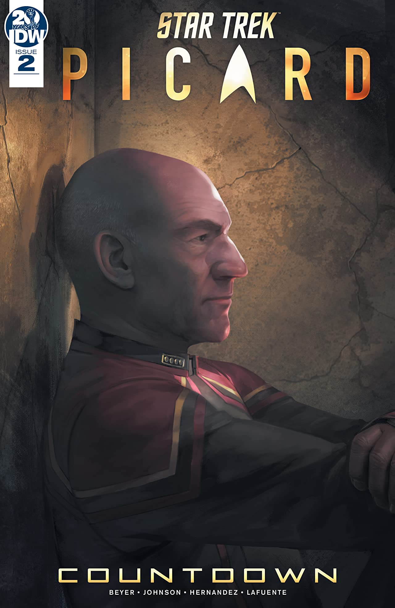 Star Trek: Picard—Countdown #2 (of 3)