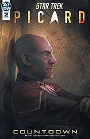 Star Trek: Picard—Countdown #2 (of 3)