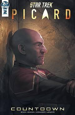 Star Trek: Picard—Countdown No.2 (sur 3)