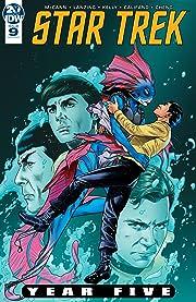 Star Trek: Year Five #9
