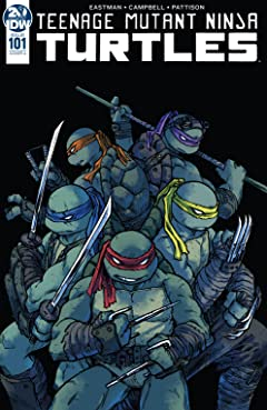 Teenage Mutant Ninja Turtles #101
