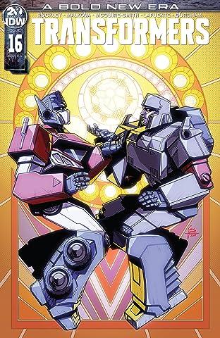 Transformers (2019-) No.16