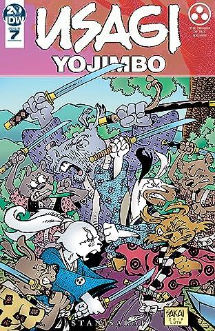 Usagi Yojimbo (2019-) No.7