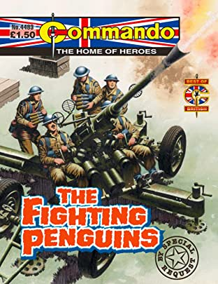 Commando #4483: The Fighting Penguins