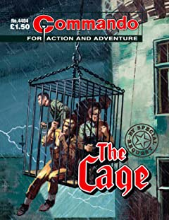 Commando No.4484: The Cage