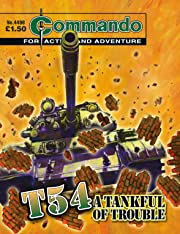 Commando #4496: A Tankful Of Trouble