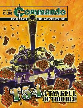Commando #4496: A Tankful Of Trouble