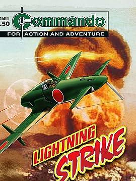 Commando #4500: Lightning Strike