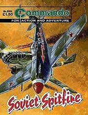 Commando #4504: Soviet Spitfire