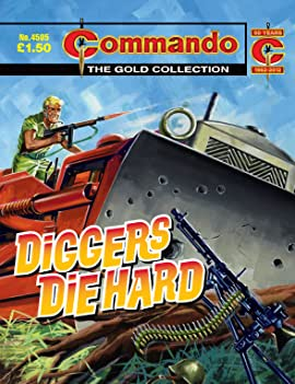 Commando #4505: Diggers Die Hard
