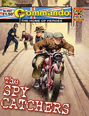 Commando #4507: The Spy Catchers