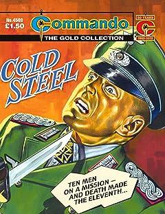 Commando #4509: Cold Steel