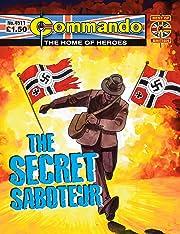 Commando #4511: The Secret Saboteur