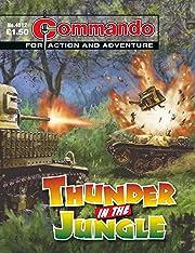 Commando #4512: Thunder In The Jungle