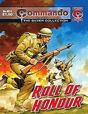 Commando #4514: Roll Of Honour