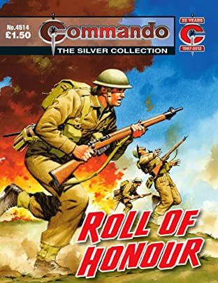 Commando #4514: Roll Of Honour