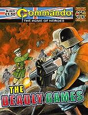 Commando #4515: The Deadly Games