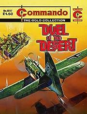 Commando #4517: Duel In The Desert