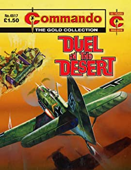 Commando #4517: Duel In The Desert